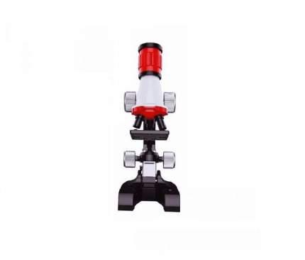 Микроскоп с аксессуарами Junfa toys увеличение 100х, 400х, 1200х
