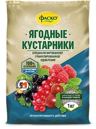 Минеральное удобрение комплексное Фаско Для ягодных кустарников Уд0102ФАС37 1 кг