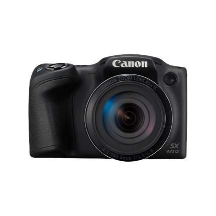 Фотоаппарат цифровой компактный Canon PowerShot SX 430 IS Black