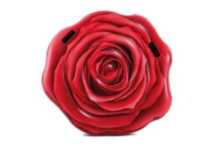 Матрас надувной Роза, 137смx132см