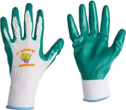 Перчатки нейлоновые с нитриловым покрытием р-рM L119-SKM LISTOK