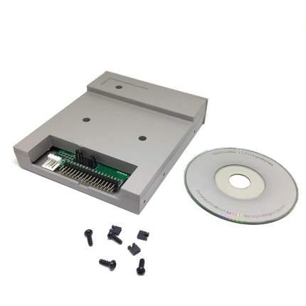 Терминал - эмулятор флоппи-дисковода Espada 3,5 дюйма, USB 2.0