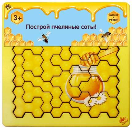 Головоломка Мастер Игрушек Пчелиные Соты Цветные Ig0183