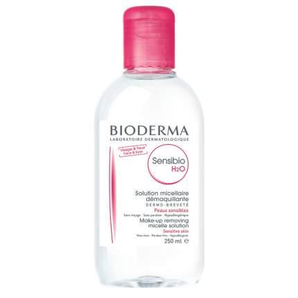 Мицеллярная вода BIODERMA Sensibio H2O - Micelle Solution 250 мл