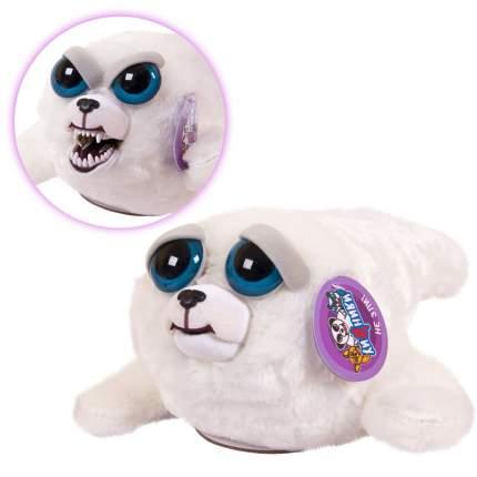 Мягкая игрушка Abtoys Тюлень серия Хищники 20 см