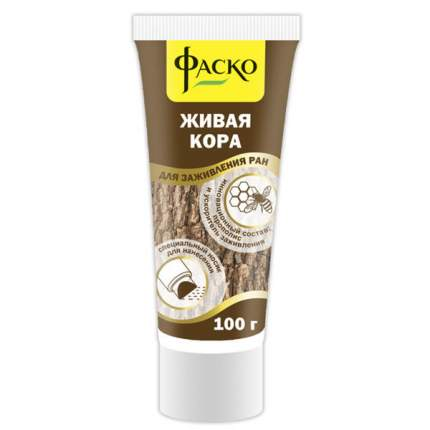Средство защиты растений от болезней Фаско Сз0001ФАС02 Живая кора 100 г