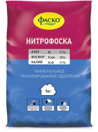 Минеральное удобрение комплексное Фаско Нитрофоска Уд0101ФАС36 1 кг