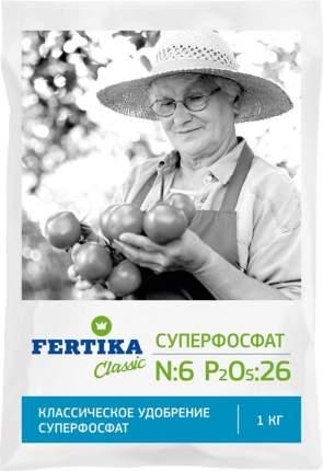 Минеральное удобрение комплексное, фосфорное Фертика Суперфосфат НК000582 1 кг