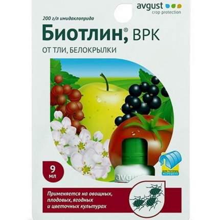 Средство для защиты от комплекса вредителей Avgust Биотлин НК001791 9 мл
