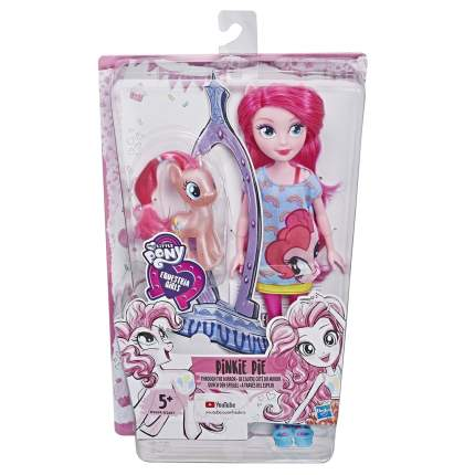 Игровой набор My Little Pony Equestria Girls Пони и кукла Девочки Эквестрии