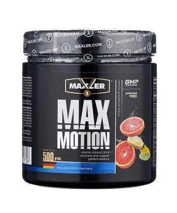 Изотоник Maxler Max Motion, 500 г, lemon/grapefruit