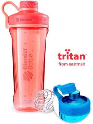 Шейкер BlenderBottle Radian Tritan Full Color 946 мл coral