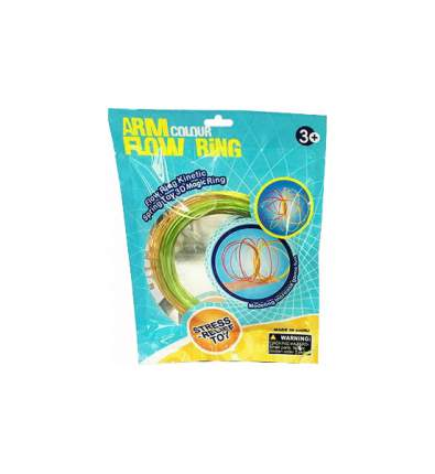 Игрушка-антистресс Junfa toys Кольцо Magic Ring K8003/1 в ассортименте