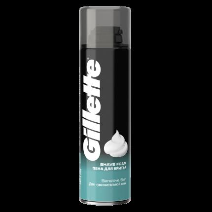 Пена для бритья Gillette Для чувствительной кожи 200 мл