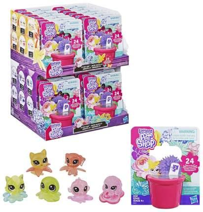 Игровой Набор Hasbro Littlest Pet Shop E5657 5 Предметов