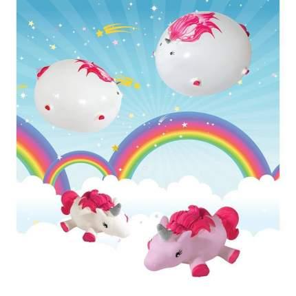 Игрушка-надувнушка Junfa toys Единорог Balloon Ball в ассортименте