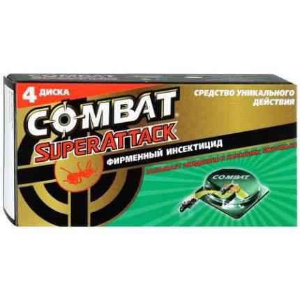 Ловушка для насекомых Combat 76070COM SuperAttack 4 шт.