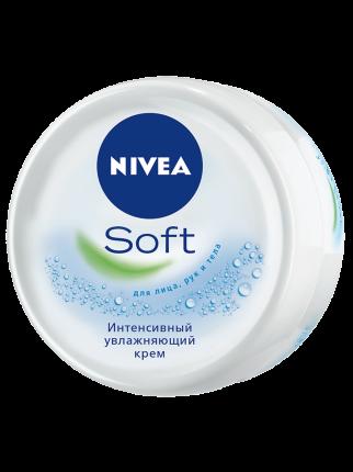 Крем для лица NIVEA SOFT 200 мл
