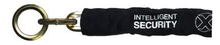 Противоугонная цепь Xena XCH10-150L (с кольцом) 1.5м.