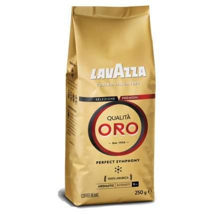 Кофе в зернах LavAzza qualita oro 250 г