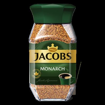 Кофе растворимый Jacobs monarch классический 47.5 г