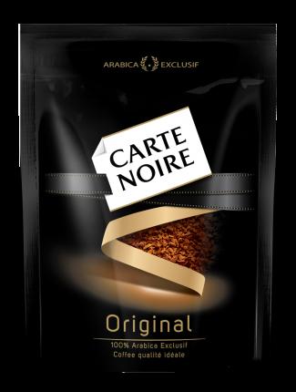 Кофе растворимый Carte Noire original 75 г