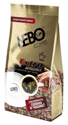 Кофе молотый Lebo extra для турки 100 г