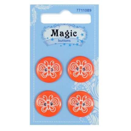 """Пуговицы декоративные """"Magic Buttons"""" 7711089"""