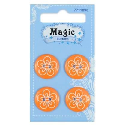 """Пуговицы декоративные """"Magic Buttons"""" 7711090"""