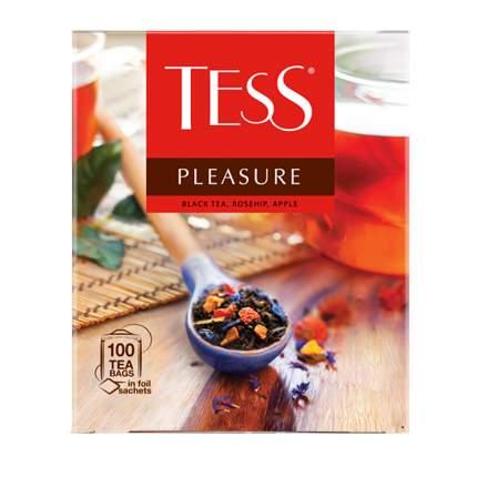 Чай черный Tess Pleasure 100 пакетиков