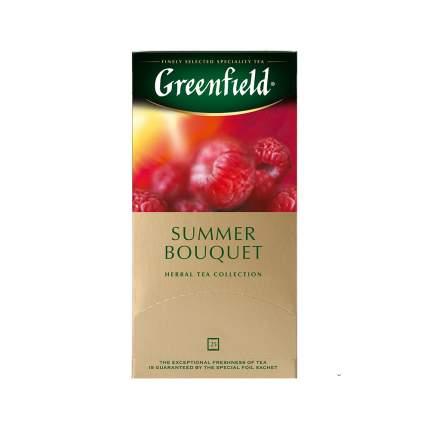 Чай травяной Greenfield Summer Bouquet 25 пакетиков