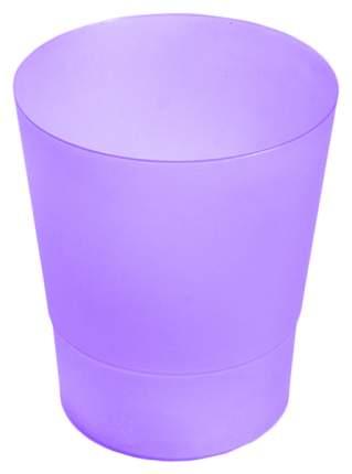 """Кашпо """"Радуга"""", 1.25 л, фиолетовый"""