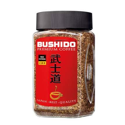 Кофе BUSHIDO Red Katana сублимированный 100г.