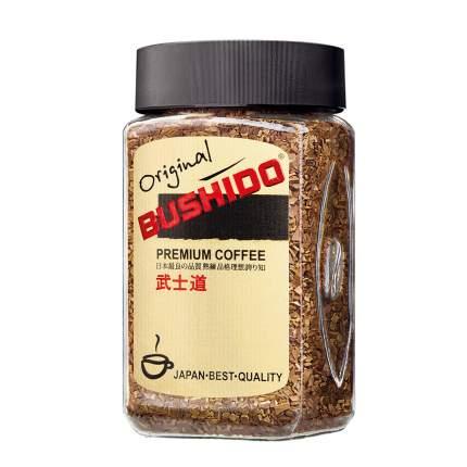 Кофе BUSHIDO Original сублимированный 100г.
