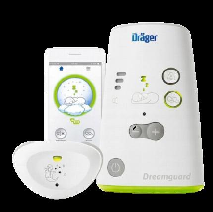 Радионяня Drager Dreamguard с контролем дыхания