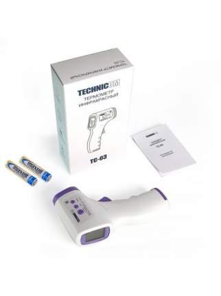 Инфракрасный термометр бесконтактный медицинский электронный градусник Technicom TС-03