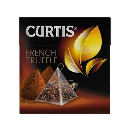 Чай Curtis French Truffle черный с добавками 20 пирамидок