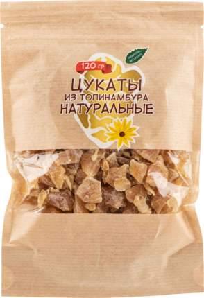 Цукаты Купецкий дом Посадъ из клубней топинамбура натуральные 120 г