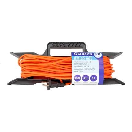 Удлинитель силовой Glanzen ER-20-001 1 розетка 20 м