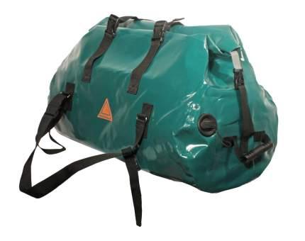 Гермосумка WoodLand Waterbag 90 л зеленая
