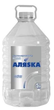 Вода дистиллированная 5 л АЛЯSКА 5535