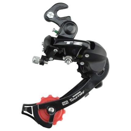 Задний переключатель Shimano Tourney TZ50 GS 6 скоростей