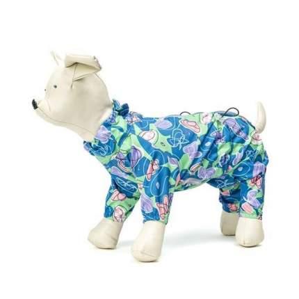 Комбинезон для собак OSSO Fashion весна/осень, мужской, в ассортименте, длина спины 40 см