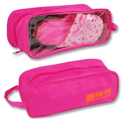Спортивная сумка Home Comfort Shoe Transportation розовая