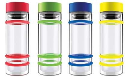 Бутылка Asobu Bumper bottle (0,4 литра) красная