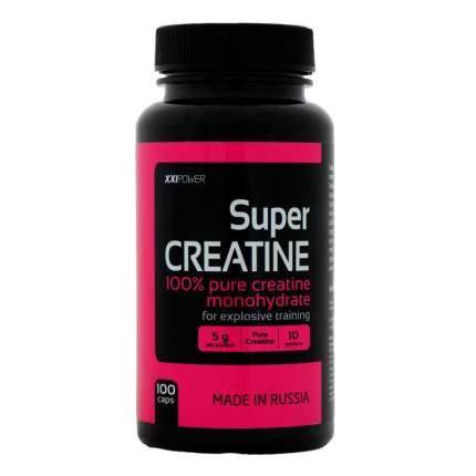 XXI Power Super Creatine 100 капсул без вкуса