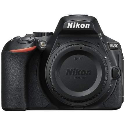 Фотоаппарат зеркальный Nikon D5600 18-55mm P VR Black
