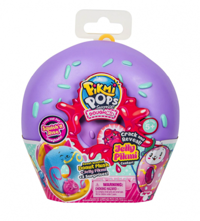 """Pikmi Pops 75416P Набор-сюрприз """"Плюшевый Пончик"""""""
