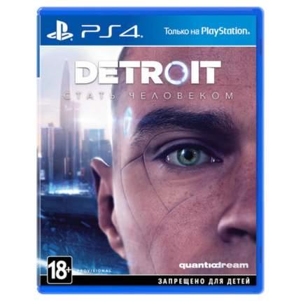 Игра Detroit: Стать человеком для PlayStation 4