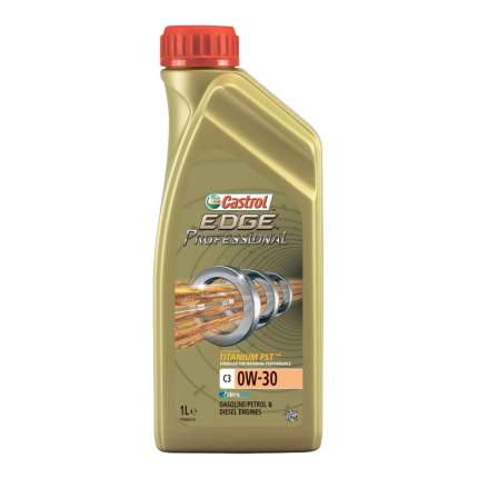 Моторное масло Castrol EdgeProfessional C3 0W-30 1л